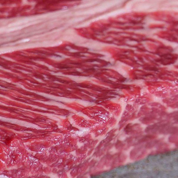 US Beef Chuck Eye Steak Scheibe_detail