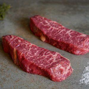 US-Beef Denver-Cut Scheibe