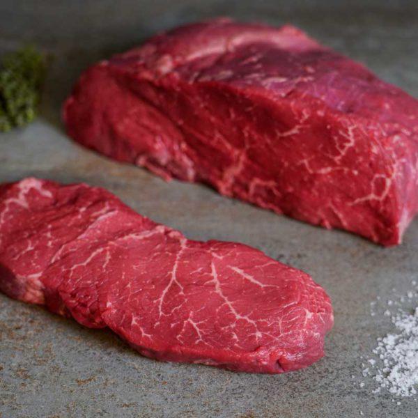 US Beef Hüftsetak Stück (halb)