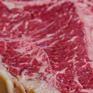 US Beef Porterhouse Steak Scheibe_detail