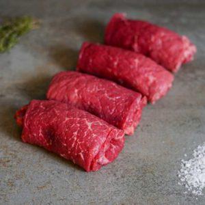 US Beef Rouladen 4 Stück
