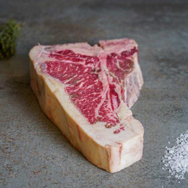 US Beef T-Bone Scheibe