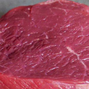 Argentinische Hüftfilet Steaks Scheibe_detail