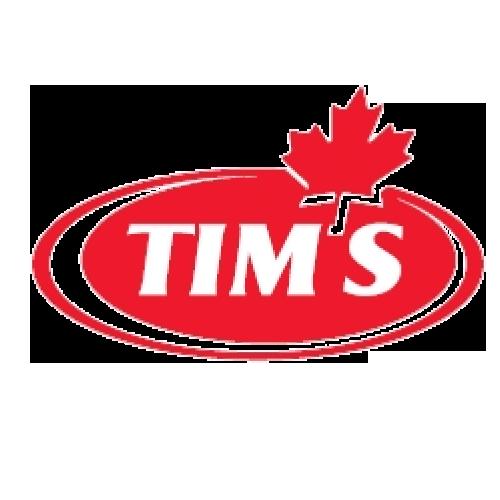tims buns label