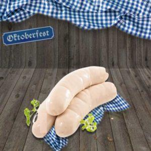 Kälberne Weisswurst